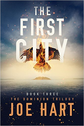 Book Review: The First City by Joe Hart