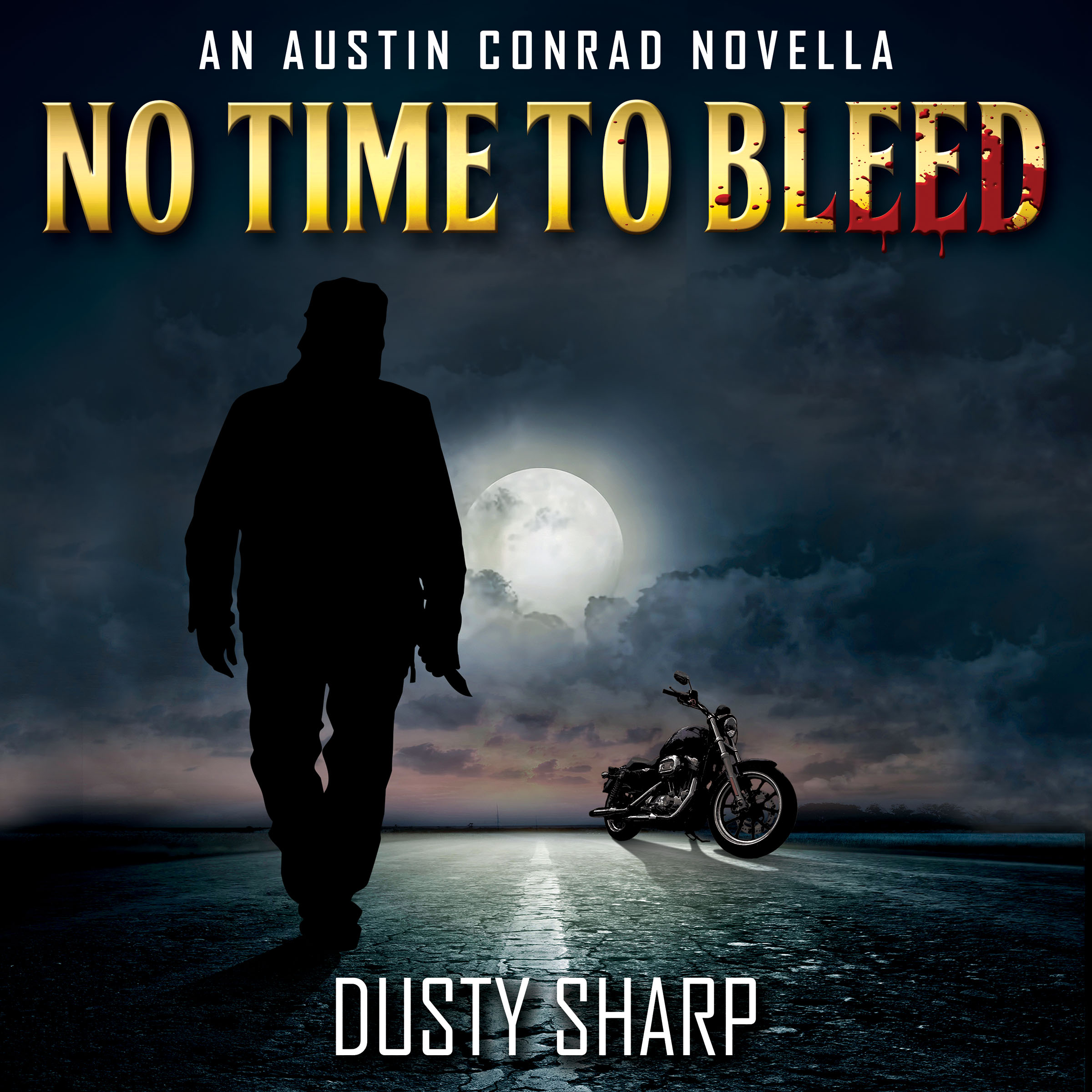 No Time To Bleed Now Available in Audio!