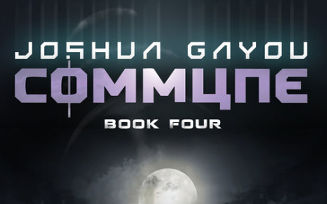 Book Review: Commune 4 by Joshua Gayou